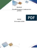 Trabajo de Introduccion a La Ingenieria Perfil Del Ingeniero