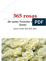 365 Rosas_ de Santa Teresita Del Niño Jesús, Para Cada Día Del Año (Spanish Edition)