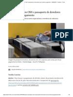 Juízes Suspendem CNH e Passaporte de Devedores Para Acelerar Pagamento - 16-05-2018 - Cotidiano - Folha