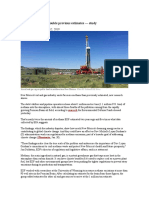 Methane Emissions Double Previous Estimates — Study