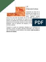 Prehistoria. PDF