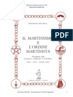 eBook Martinismo ITA Francesco Brunelli Il Martinismo e LOrdine Martinista