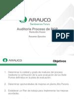 Auditoria Alto Paraná