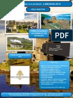 Viaje a Escocia Dossier ADULTOS 2019