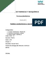 Farmacobotanica Practica Laboratorio 1