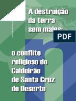 Antônio Máspoli de Araújo Gomes - O Conflito Religioso Do Caldeirão de Santa Cruz Do Deserto