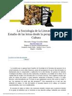 Mercedes Ortega González-Rubio_ La Sociología de La Literatura_ Estudio de Las Letras Desde La Perspectiva de La Cultura -Nº 29 Espéculo (UCM) (2)