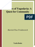 The Jews of Yugoslavia A Quest for a Community by Harriett Pass Freidenreich.pdf