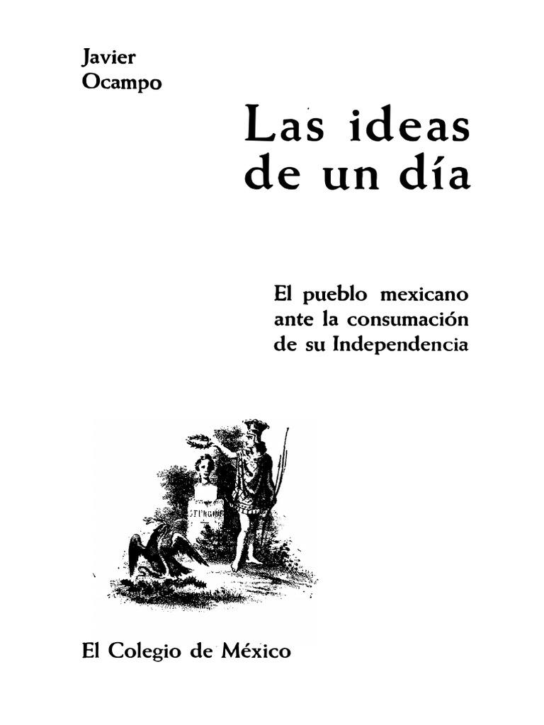 1a526cb0c391e3 Ocampo, Javier - Las ideas de un dia.pdf