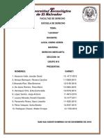 Reporte Derecho Leasing