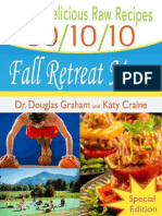 Simply Delicious Raw Recipes_ 80-10-10 Fall Retreat Menu Od Recipes) - Alicia Ojeda & Katy Craine & Douglas Graham