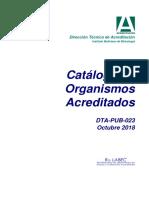 DTA-PUB-023 V16 CATALOGO ACREDITACION ACTULIZADO AL 09 DE OCTUBRE DE 2018.pdf