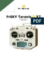 RUS_FrSKY Taranis Q X7 START GUIDE.pdf
