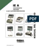BALANZA_Manual Usuario Dibal a-19115