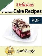 30 Delicious Poke Cake Recipes - Lori Burke