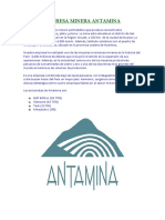 Empresa Minera Antamina