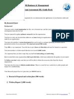 Internal Assesment Hl Guide Book