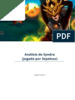 Consejos Para Syndra - Analisis de Sepekuu