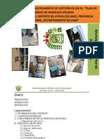PLAN DE MANEJO DE RESIDUOS SOLIDOS DISTRITO DE TAVILLOS BAJO 2019.docx