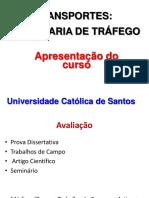 Manual Brasileiro de Sinalização Semafórica Volume V