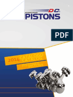 2014 Dc Piston Catalog