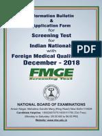 Fmge Dec 2018