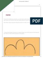How to Draw Phantom - Hellokids.com