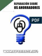 GUÍA DE REPARACIÓN SOBRE BOMBILLOS AHORRADORES.pdf