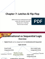 Chapter 7-Latches Flip Flop