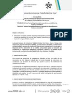 Convocatoria Eni Para Certificacion de Competencias Laborales