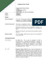 Currículum JNarbona