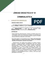 Criminalistica Esc.uni PDF