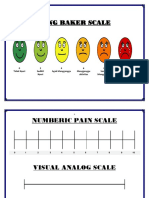 Wong Baker Scale