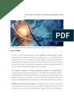 Concepto de ADN