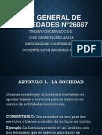 Ley General de Sociedades n26887 1.Pptx a Medias