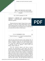 Nielson Agency case