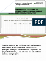 a4 Adidia Delamnagementduterritoireaudveloppementterritorial Quelletransitionetquellearticulation 111012213429 Phpapp02