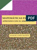 Matematicas Exani III  Aprendo Con El Si
