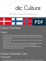 health assessment culture project