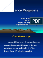 4 Pregnancy Diagnosis