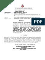 Ri_0000099-84.2015.8.05.0080. Consumidor Seguro Prestamista Ausência de Provas Da Cobrança e Pagamento Improv