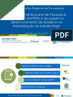 44º EPR Encontro Regional de Provedores - RePEPE