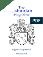 Lisbonian Magazine (January 2008)