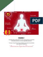 Los 7 Chakras Iluminacion Conciente