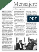 Gracia Reforma - Menonitas