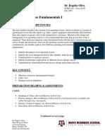 Operations Management Dr. Rogelio Oliva