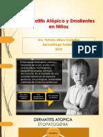 Dermatitis Atopica Taller III
