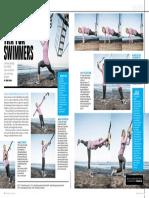 TRX para Nadadores