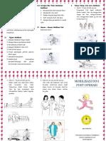 Leaflet Mobilisasi Dini Fix Docx