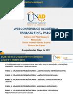 5. Webconference Trabajo Final
